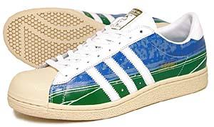 adidas wilhelm bungert (116865) アディダス ウィルヘルム ブンゲルト(グリーン/ホワイト)