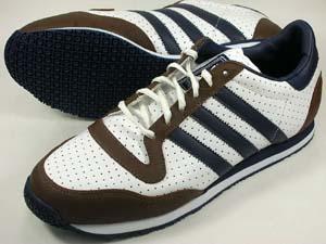 adidas glaxy3 spl r.white/coffee/nny アディダス ギャラクシー SPL 「海外限定」