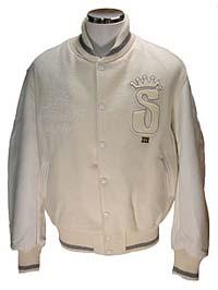 STUSSY 25 anniversary STUDIUM JKT [US LIMITED] ステューシー 25周年記念 スタジアムジャンパー「アメリカ限定」