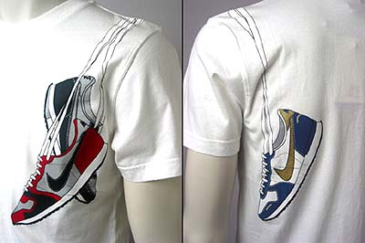 nike white rabel [the v series] ナイキ ホワイトレーベル Vシリーズ Tシャツ