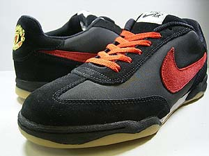 nike air zoom fc manchester united BLACK/SPORT RED) ナイキ エアズームFC マンチェスター ユナイテッド (黒/赤)