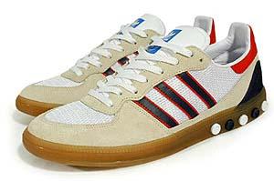adidas handball 5plug (bone/nvy.red) アディダス ハンドボール 5プラグ (ホワイト/ネイビー/レッド)