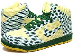 nike dunk high one piece supreme 「yellow/green | octagon dot」 ナイキ ダンク ハイ ワンピース サプリーム 「黄色/緑|オクタゴンドット」