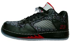 nike air jordan fusion 5 low [black/is it the shoes ?] (325331-001) ナイキ エアジョーダン フュージョン5 ロー 「黒/IS IT THE SHOES ?」