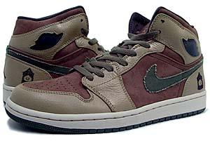 nike air jordan 1 retro [army pack / brown/beige] (325514-231) ナイキ エアジョーダン 1 レトロ 「アーミー・パック / ブラウン」