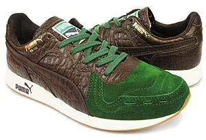 puma rs100 [greenie meanie / zoo 'o lux pack] (345843-01) プーマ RS100 「グリーニー・ミーニ / ズー オー ラックス」