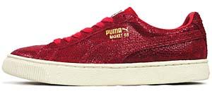 puma basket 68 [red snake] (346415 02) プーマ バスケット 68 「赤蛇」