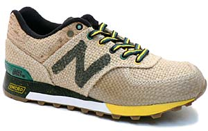 new balance a14 [hemp material concept / limited edition for a22] ja ニューバランス A14 「ヘンプ・ジャマイカ/A22」