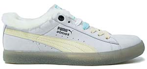 puma clyde [polar bear   the endangered species package] (347067 01) プーマ クライド 「ホッキョクグマ   絶滅危惧種パック」