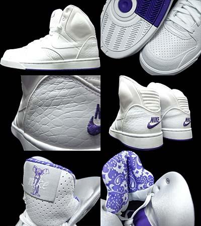紫の差し色が格好いい!