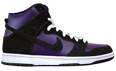 NIKE DUNK HIGH PRO SB [GRAND PURPLE/BLACK]