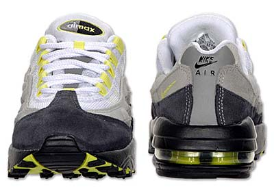 NIKE AIR MAX 95 PS [COOL GRY/NEON YELLOW] 写真2