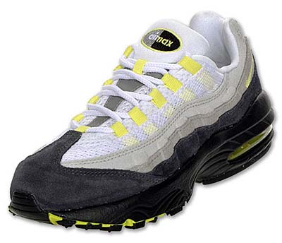 NIKE AIR MAX 95 PS [COOL GRY/NEON YELLOW]