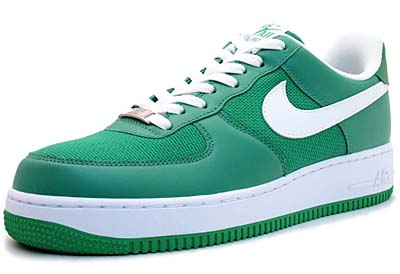 NIKE AIR FORCE 1 [LUCKY GREEN/WHITE]