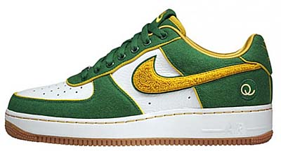 NIKE AIR FORCE 1 SUPREME [Queens|WBF Five Boroughs' Pack]