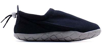 NIKE AIR MOC [BLACK/BLACK-GRANITE]