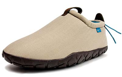 NIKE AIR MOC [TRAIL ATHELETICS PACK|KHAKI/KHAKI-GLSS BLUE-DRK CNDR]