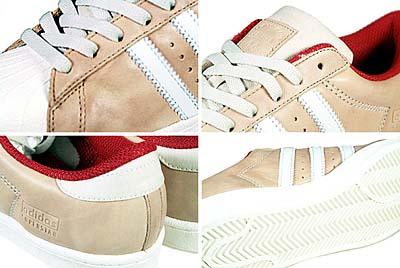 adidas SUPER STAR VINTAGE [SUPCOL/WHITE]