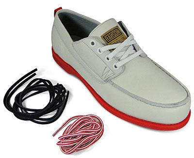 adidas BLUFF [WHITE/RED|RANSOM]