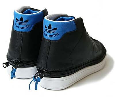 adidas Originals STAN SMITH 80s HAS [BLACK/BLUE]
