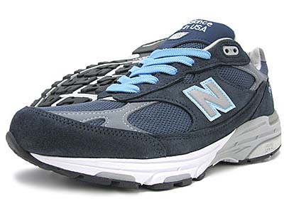 new balance MR993 NC [NAVY/CAROLINA]