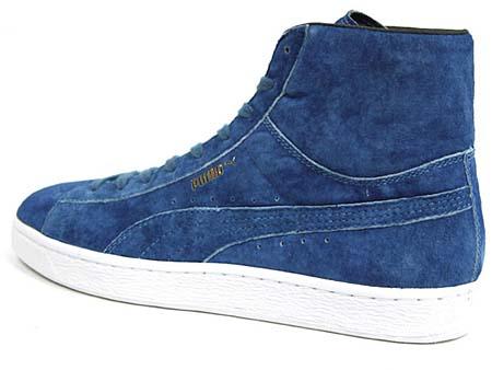 Puma SUEDE MID MITA [mita sneakers Exclusive|INDIGO] 352877 画像1