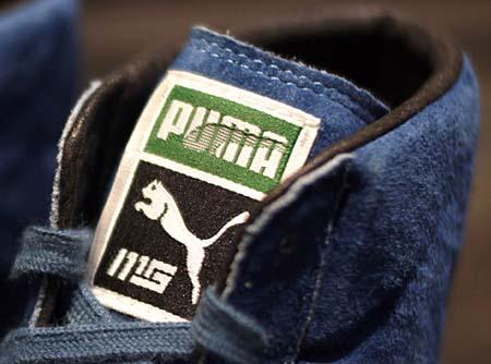 Puma SUEDE MID MITA [mita sneakers Exclusive|INDIGO] 352877 画像2