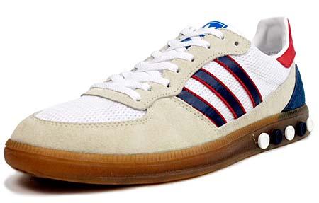 adidas HANDBALL 5 PLUG [ARCHIVE PACK|BEIGE/NAVY/RED] 552427