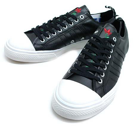 adidas ObyO Plants KZK [BLACK1/BLACK1/LGTSCA] G4381 写真1