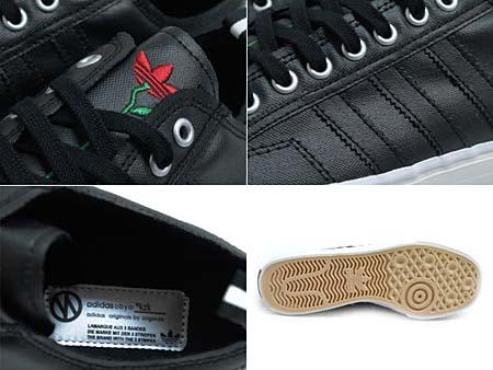 adidas ObyO Plants KZK [BLACK1/BLACK1/LGTSCA] G4381 写真3