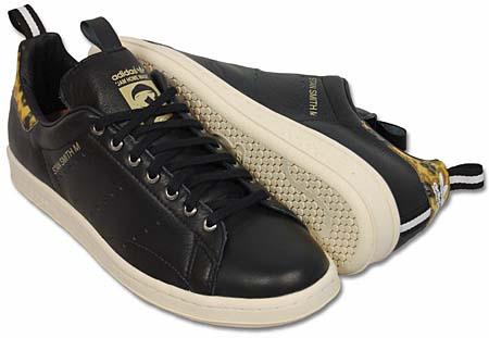 adidas ObyO KAZUKI STAN SMITH JAM HOME MADE [BLACK] G43978 写真1