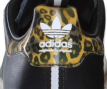 adidas ObyO KAZUKI STAN SMITH JAM HOME MADE [BLACK] G43978 写真2