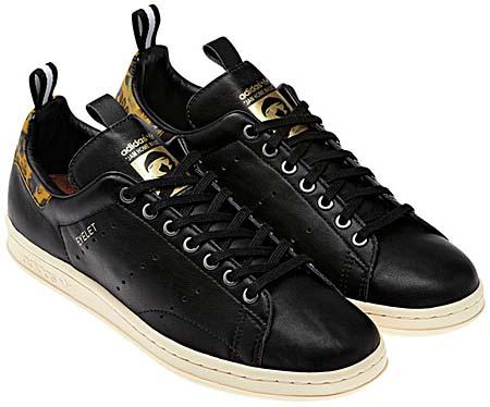 adidas ObyO KAZUKI STAN SMITH JAM HOME MADE [BLACK] G43978