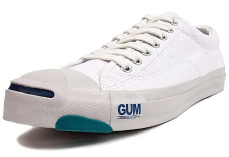 CONVERSE JACK PURCELL CHEWING-GUM [WHITE] 32265570