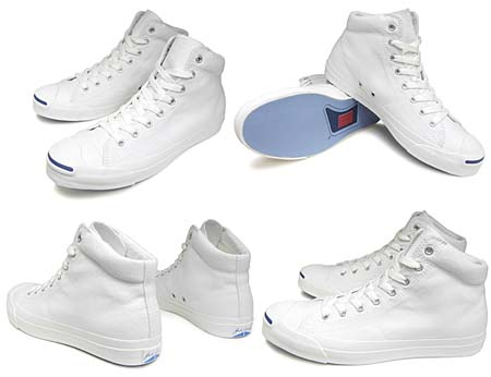 CONVERSE JACK PURCELL MID [WHITE] 32265630 写真1