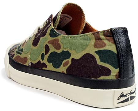 CONVERSE JACK PURCELL HUNTER-CAMO [OLIVE] 32265784 写真1