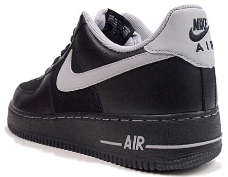 NIKE AIR FORCE 1 LOW 07 [2011 NBA ALLSTAR GAME|BLACK/GRAY] 315122-046
