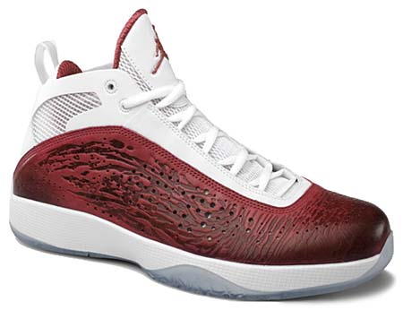 NIKE AIR JORDAN 2011 [2011 ALL STAR GAME|TEAM RED/TEAM RED-WHITE] 436771-602