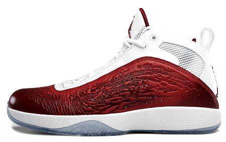 NIKE NIKE AIR JORDAN 2011 [2011 ALL STAR GAME|TEAM RED/TEAM RED-WHITE] 436771-602 画像