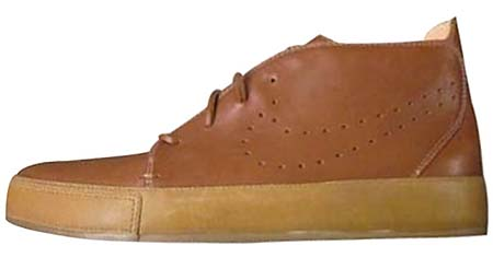 NIKE NIKE TOKI SUPREME QS [SOLE PACK|GUM LEATHER] 512541-220 画像