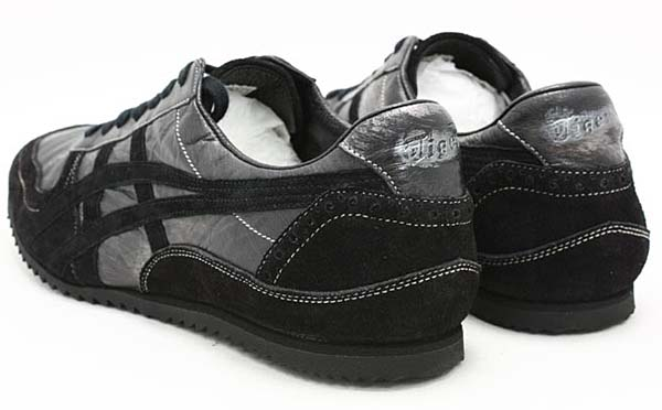 Onitsuka Tiger ULTIMATE TRAINER [NIPPON MADE BLACK COLLECTION] th9k0l-9090 写真1