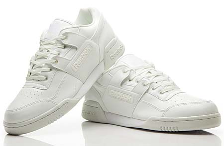 Reebok WORKOUT PLUS [25th Anniversary by atmos|Glow in the dark] J90974 写真1