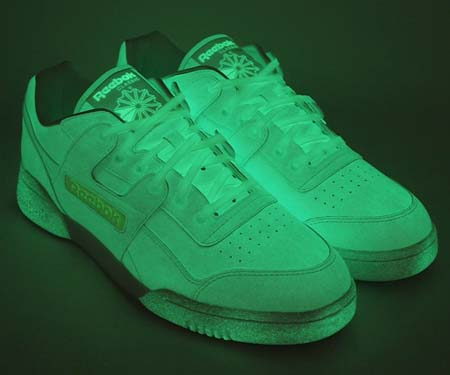 Reebok WORKOUT PLUS [25th Anniversary by atmos|Glow in the dark] J90974