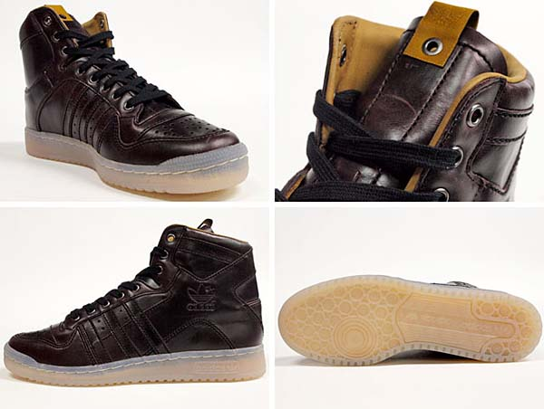 adidas DECADE HI [ALOE BLACC|CONSORTIUM YOUR STORY] G61743 写真1