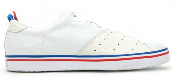 adidas COURT SAVVY LOW [WHITE] G62639 写真1