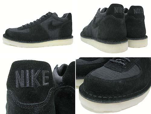 NIKE ACG AIR LAVA DOME 2012 [BLACK/BLACK] 536704-010