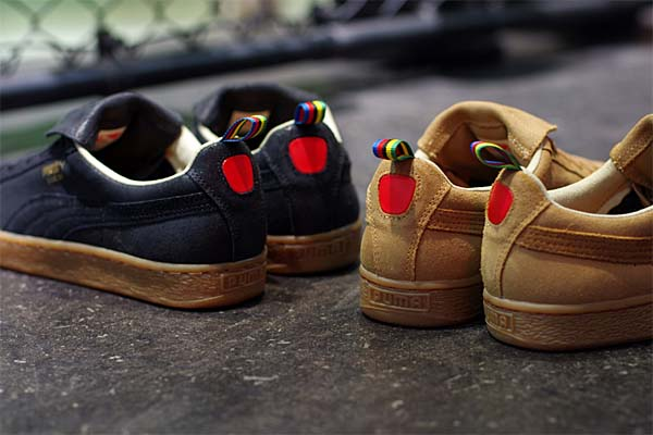 Puma SUEDE CYCLE MITA [mita sneakers LIMITED EDITION for The LIST] SUEDE_CYCLE_MITA 画像1