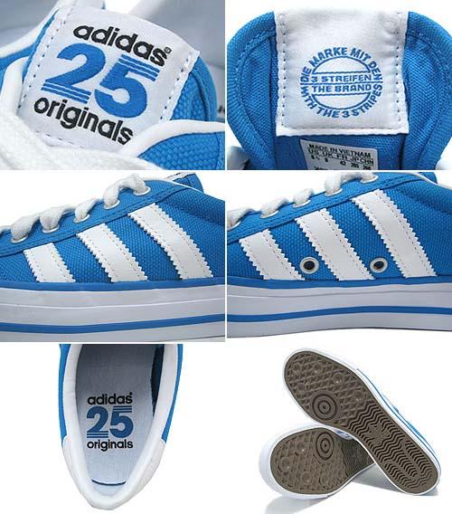 adidas Originals by NIGO SHOOTING STAR LOW [BRIGHT BLUE / WHITE] M21514