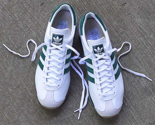 adidas Originals for mita sneakers CTRY OG MITA [WHITE/GREEN/GUM] M21876