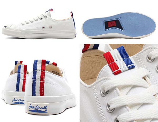 CONVERSE JACK PURCELL TRC [WHITE] 32261950 写真2